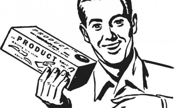 Jazz and the happy salesman