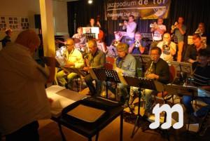 Dual City Concert Band als mede-jubilant