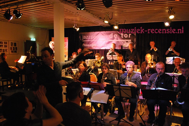 """Na  Swinkels' """"Leaving"""" (""""Always and forever"""") is Big Band Exposure """"here to stay"""""""