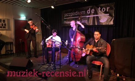 Mozes Rosenberg Quartet: verre van eentonig