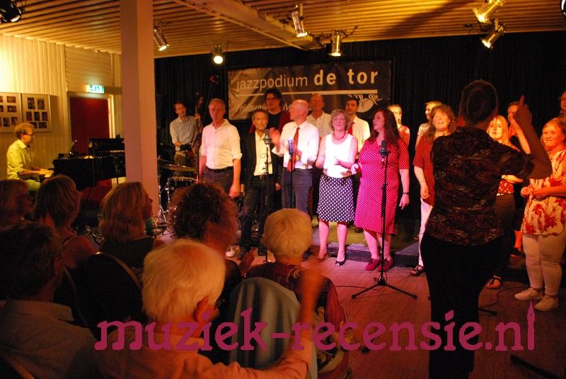 Jazzkoor Enschede steelt de show