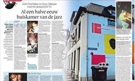 TC Tubantia: De Tor: Al een halve eeuw huiskamer van de jazz