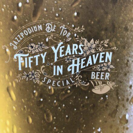 """TOR-bier """"Fifty Years In Heaven"""""""