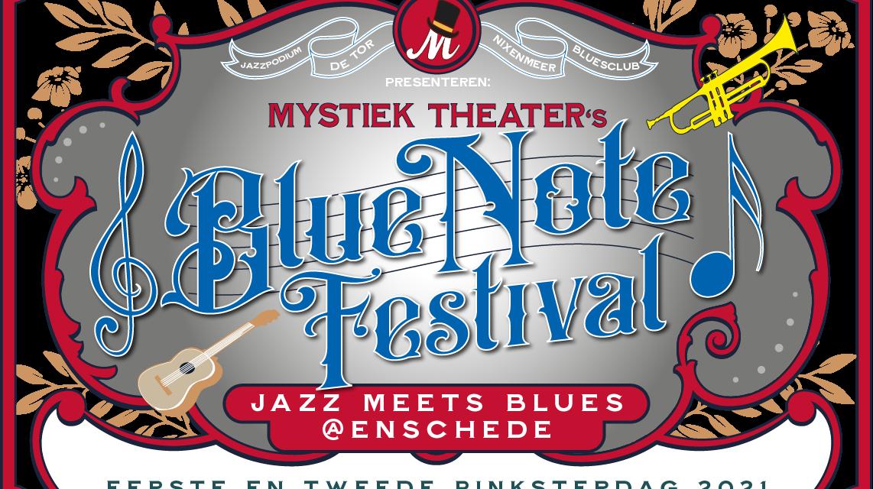 Blue Note Festival uitgesteld