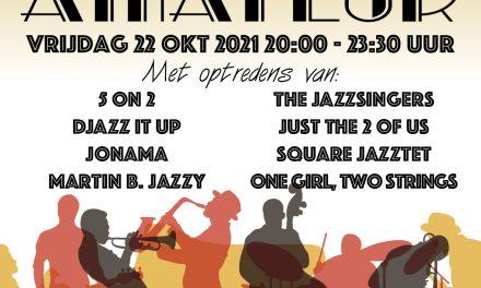 Line Up Dag van de Jazzamateur bekend